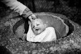 dziecko - pejzaż