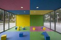Plac zabaw w przedszkolu